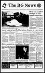 The BG News October 20, 1994