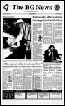 The BG News October 25, 1994