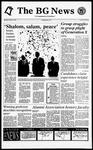 The BG News October 27, 1994