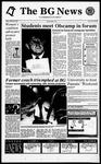 The BG News October 28, 1994