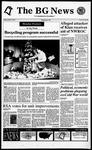 The BG News October 31, 1994