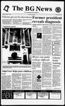 The BG News November 7, 1994