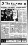 The BG News November 8, 1994