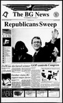 The BG News November 9, 1994