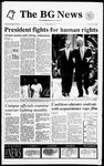 The BG News November 15, 1994