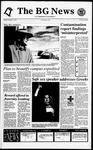 The BG News November 17, 1994