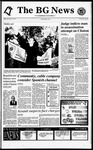 The BG News November 18, 1994