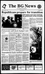 The BG News November 21, 1994