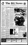 The BG News November 22, 1994
