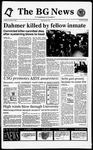 The BG News November 29, 1994