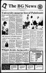 The BG News December 9, 1994