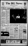 The BG News January 10, 1995
