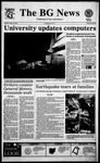 The BG News January 19, 1995