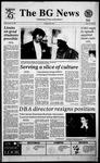 The BG News January 20, 1995