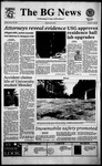 The BG News January 24, 1995
