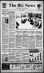 The BG News January 25, 1995