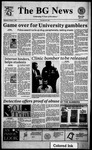 The BG News February 1, 1995