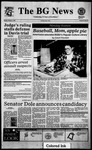 The BG News February 6, 1995