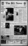 The BG News February 7, 1995