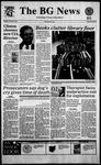 The BG News February 9, 1995
