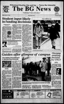 The BG News February 10, 1995