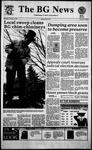 The BG News February 15, 1995