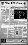 The BG News February 20, 1995