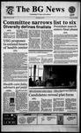 The BG News February 21, 1995