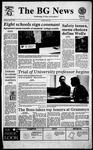 The BG News March 2, 1995
