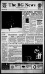 The BG News March 14, 1995