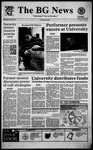 The BG News March 29, 1995