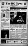 The BG News April 3, 1995