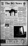 The BG News April 7, 1995