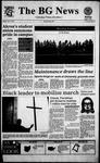 The BG News April 10, 1995