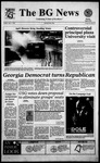 The BG News April 11, 1995