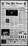 The BG News April 12, 1995