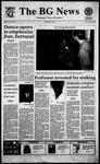 The BG News April 13, 1995