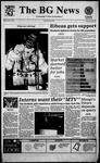 The BG News April 14, 1995