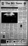 The BG News April 17, 1995