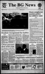 The BG News April 18, 1995