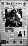 The BG News April 20, 1995