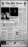 The BG News April 25, 1995