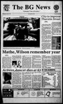 The BG News April 26, 1995