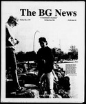 The BG News May 1, 1995