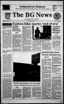 The BG News July 5, 1995