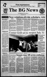 The BG News July 26, 1995