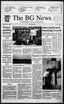 The BG News August 31, 1995