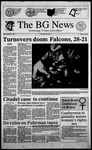 The BG News September 1, 1995