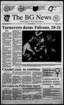 The BG News September 1, 1995