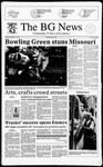 The BG News September 11, 1995
